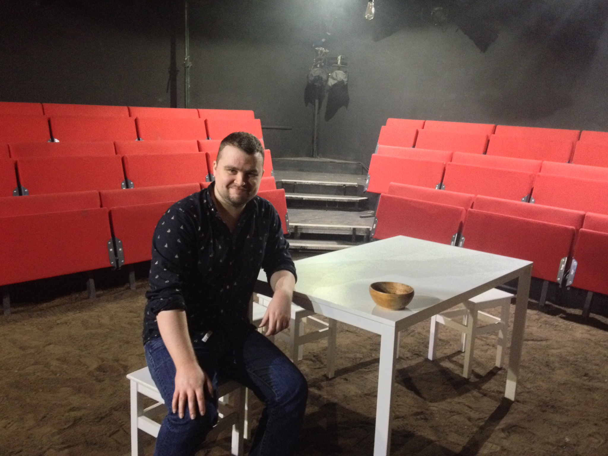 Phil Meikle on Trafalgar Studios 2 for Time Out reader takeover