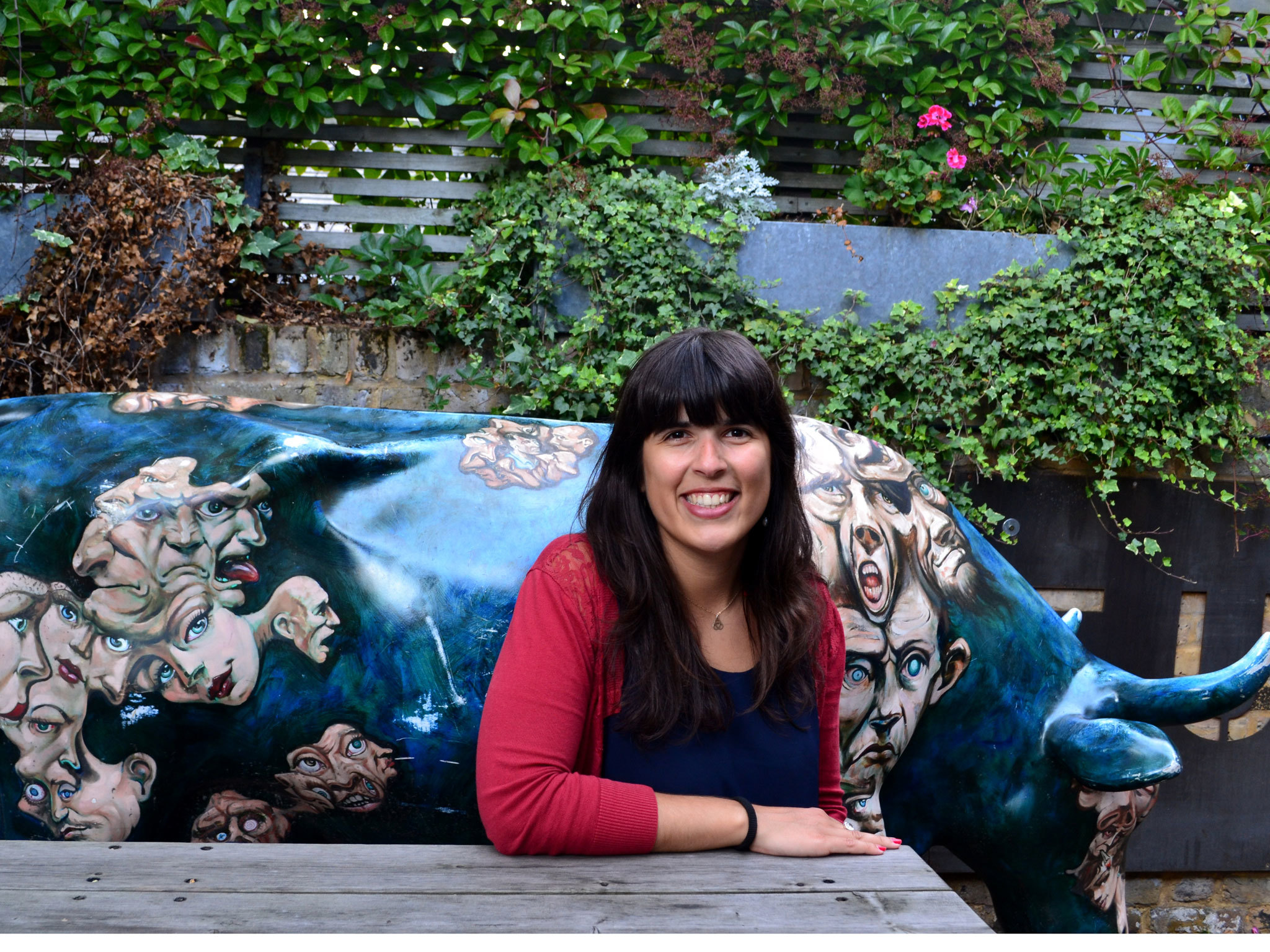 Ana Flores on The Bread and Roses Theatre for Time Out reader takeover
