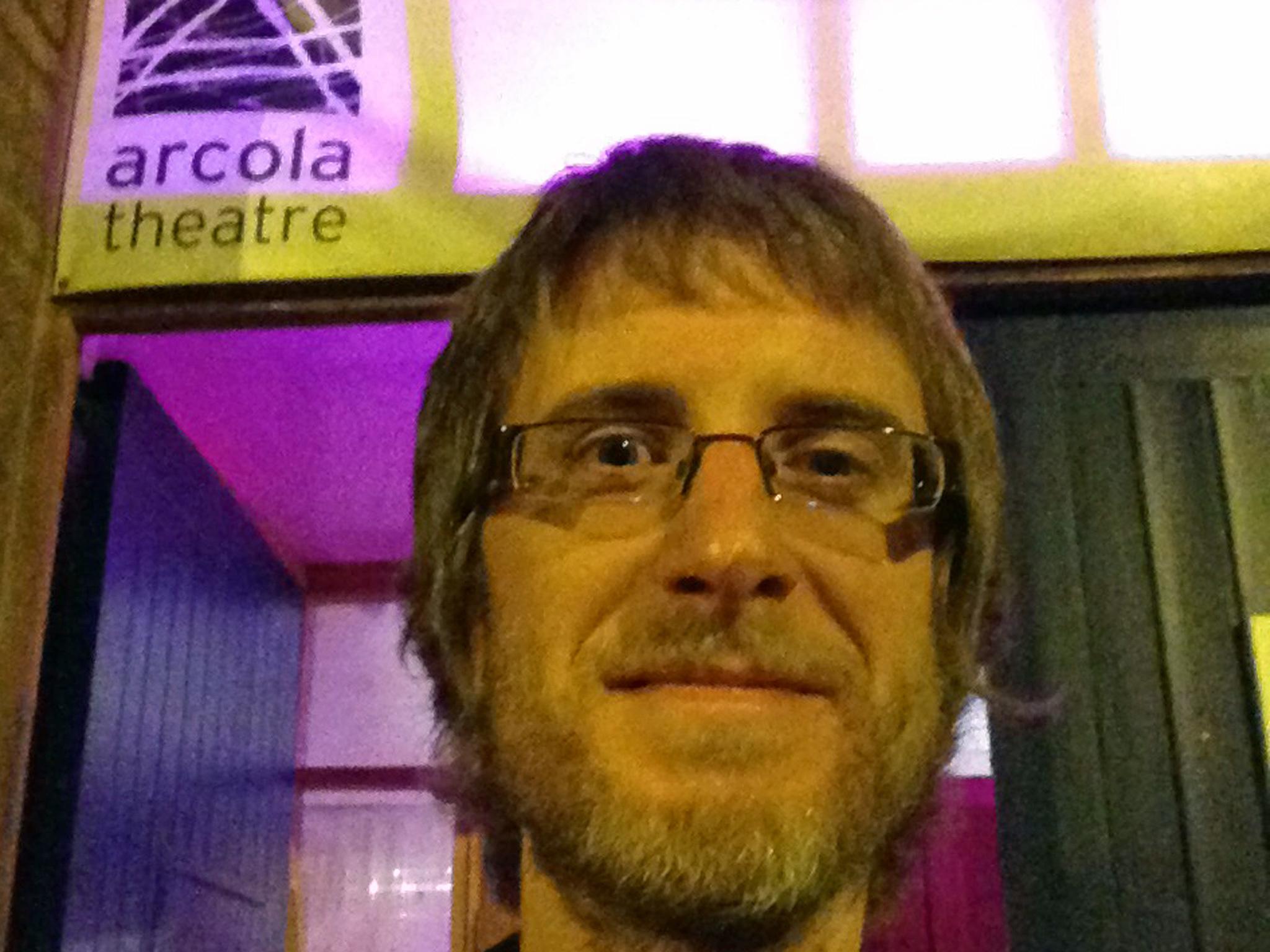 Christopher Lancaster on Arcola Theatre