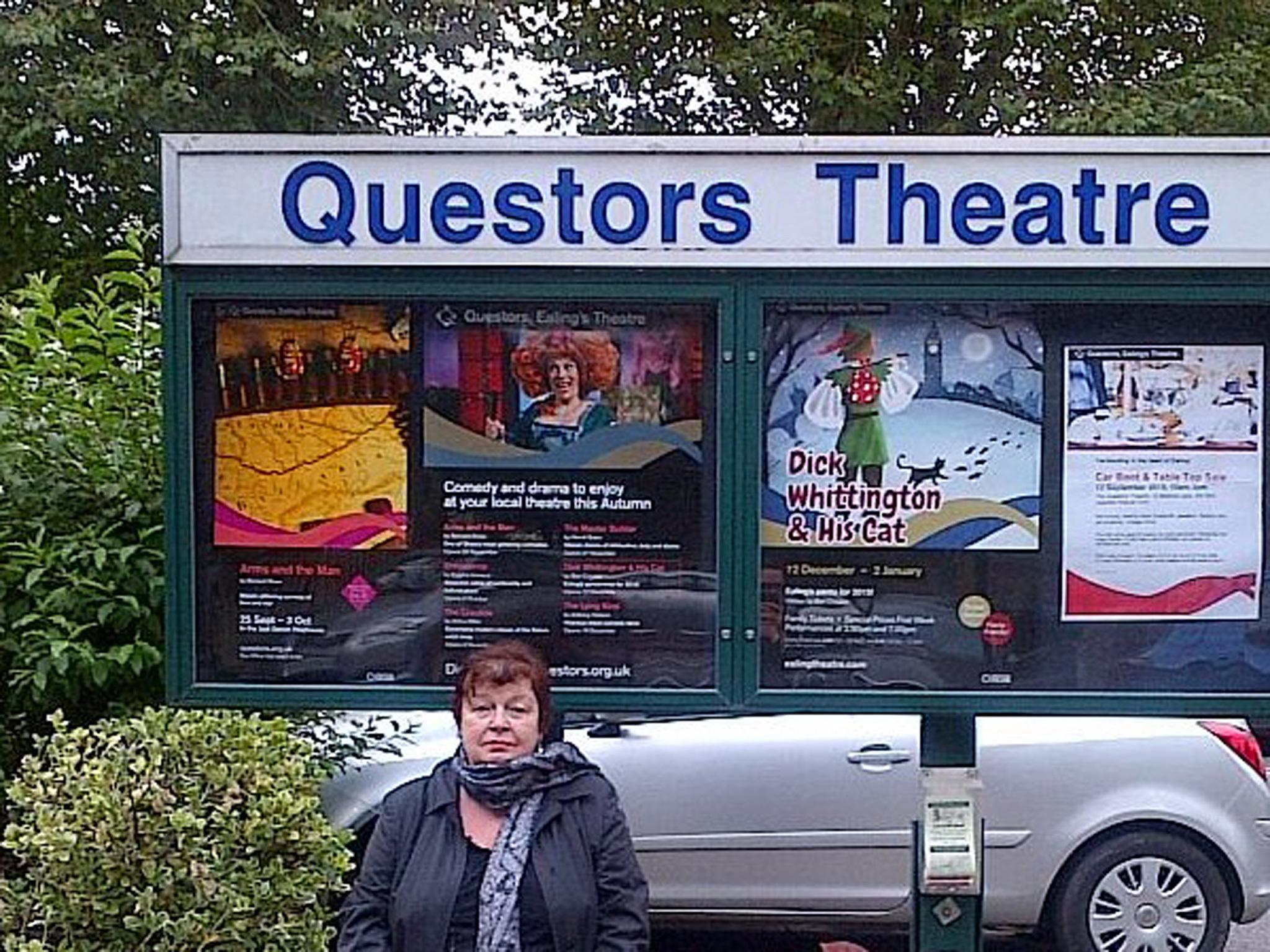 Eleanor Ransom on The Questors Theatre