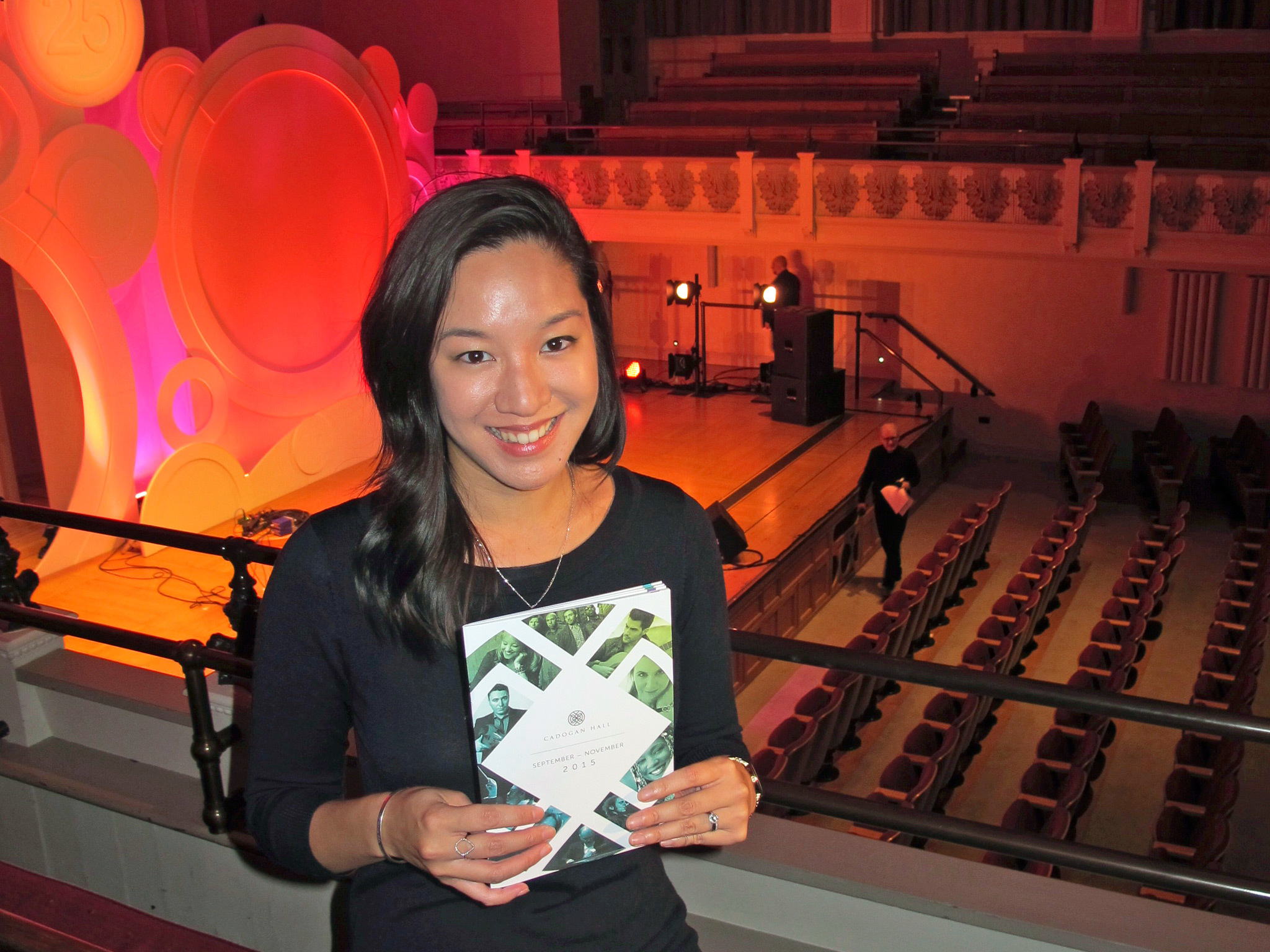 Jaime Tung at Cadogan Hall