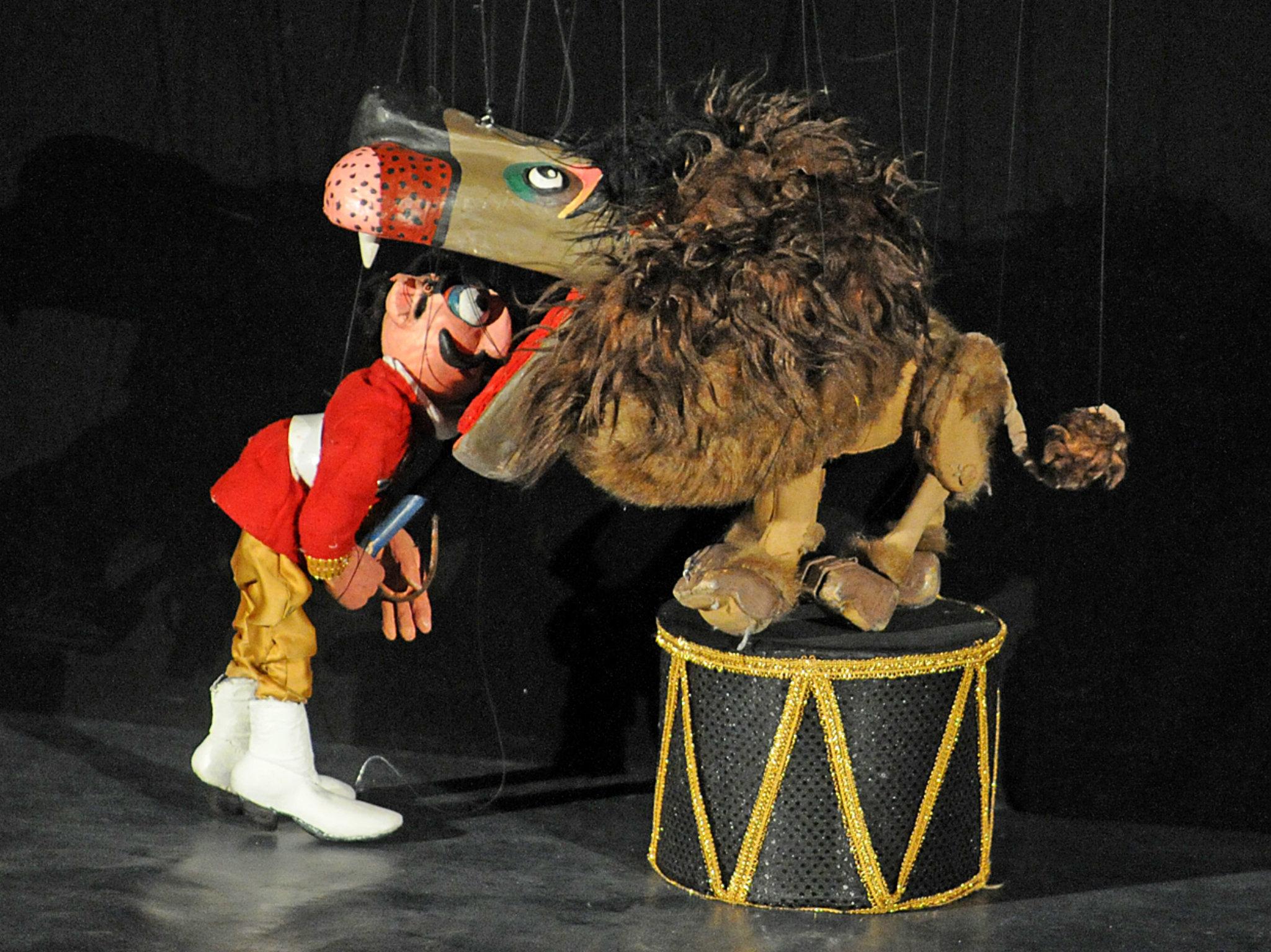 El circo tendrá funciones virtuales