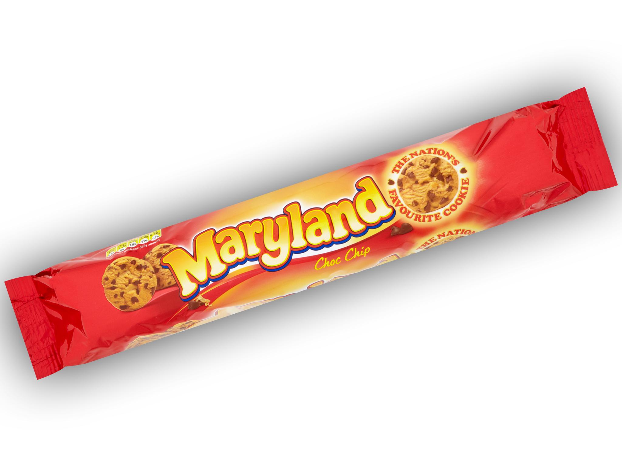 Best biscuits, Maryland cookie
