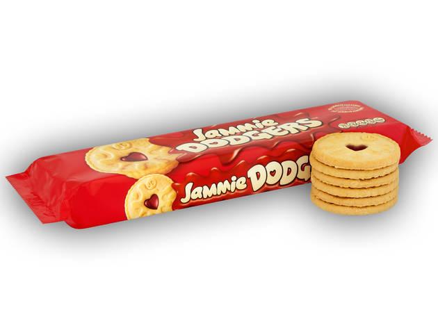 Best biscuit, jammie dodger