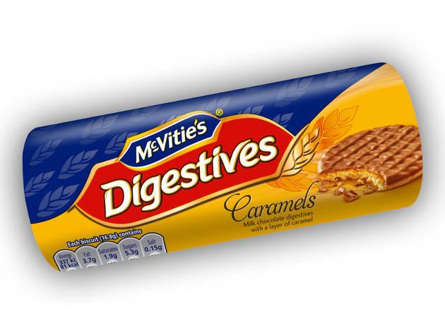 best biscuits, caramel digestives