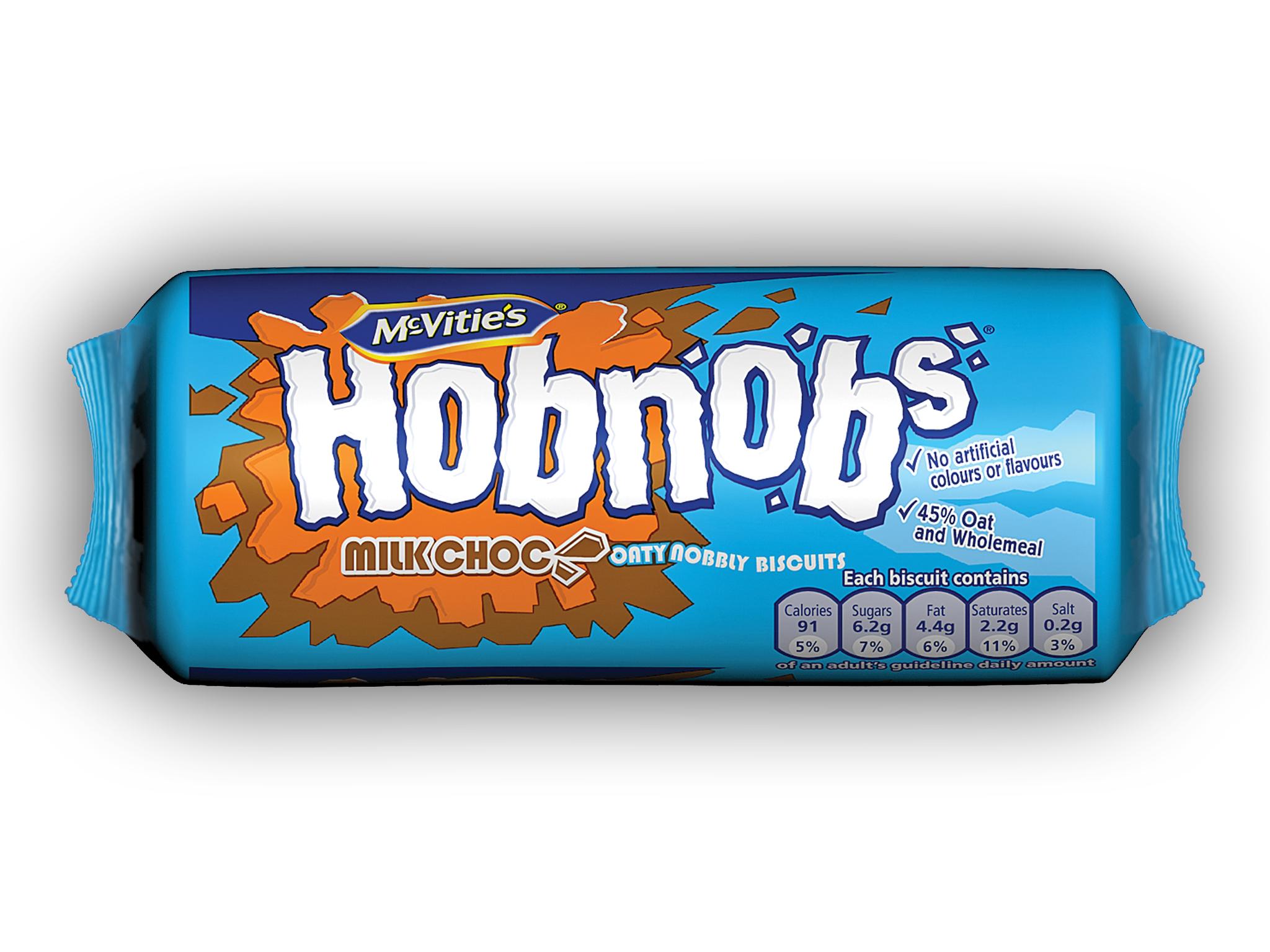 best biscuits, chocolate hobnob