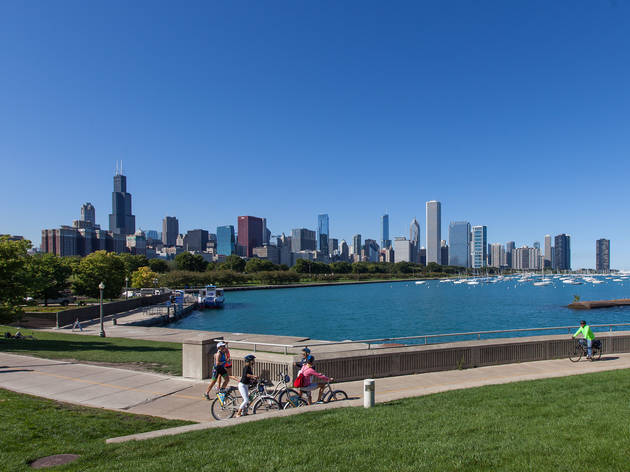 Chicago could lose its status as the third-largest U.S. city within the next decade