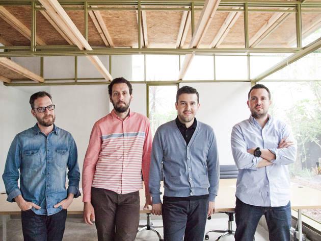 Despacho de arquitectos MMX  (Foto: Alejandra Carbajal. )