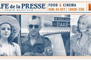 Food & Cinéma: 'Taxi Driver'
