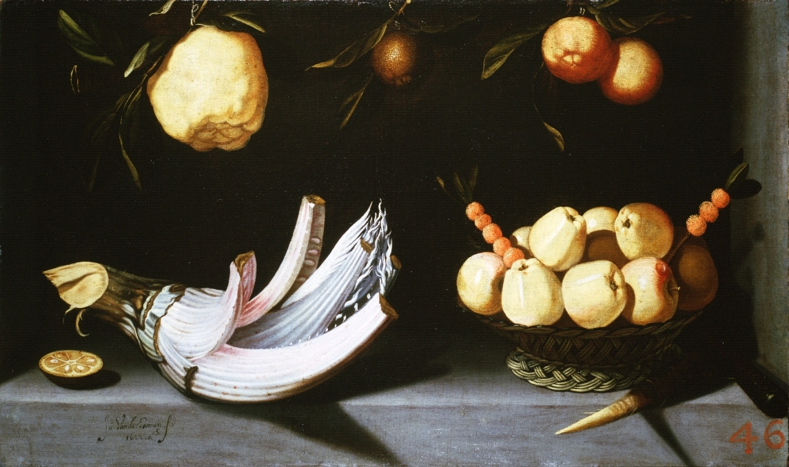 Unscathed. Still lifes from the Golden Age