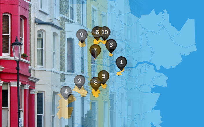 Where to live: an interactive guide