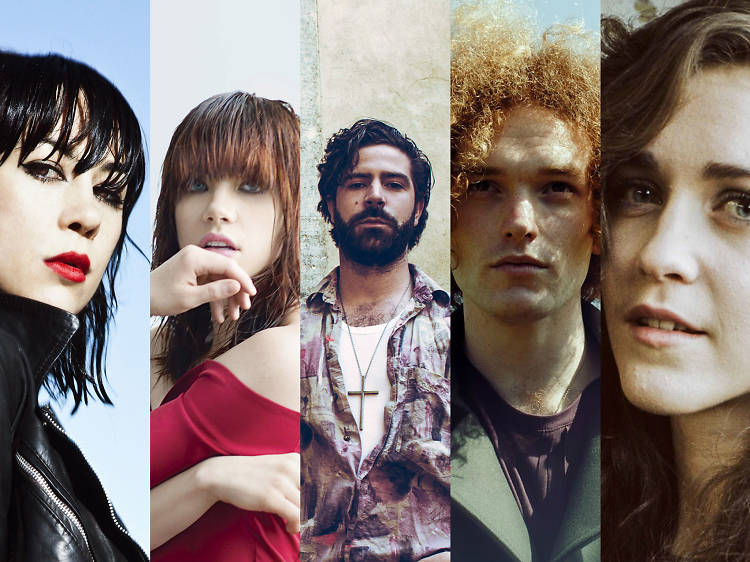 Time Out readers' top songs of 2015