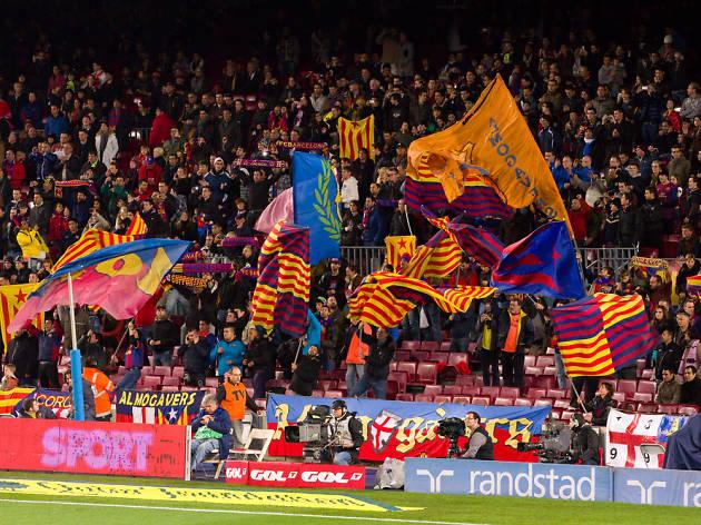 Afició del F. C. Barcelona