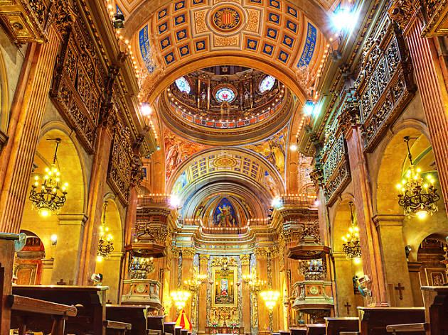 Basílica de la Mercè, Barcelona