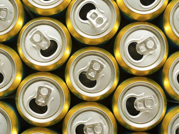 Llaunes de cervesa