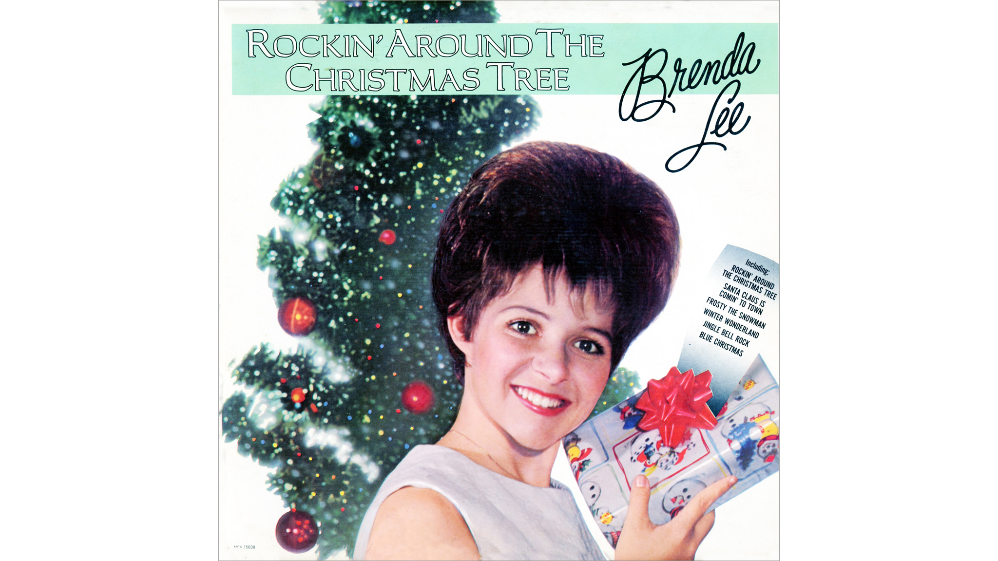 'Rockin' Around the Christmas Tree' – Brenda Lee