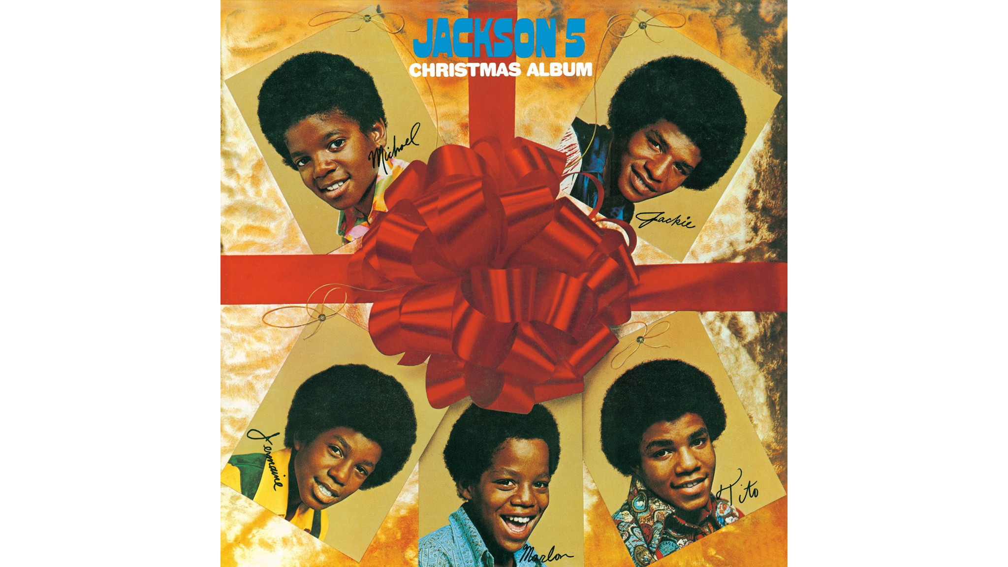 Jackson 5 – 'Santa Claus is Coming to Town' cover art
