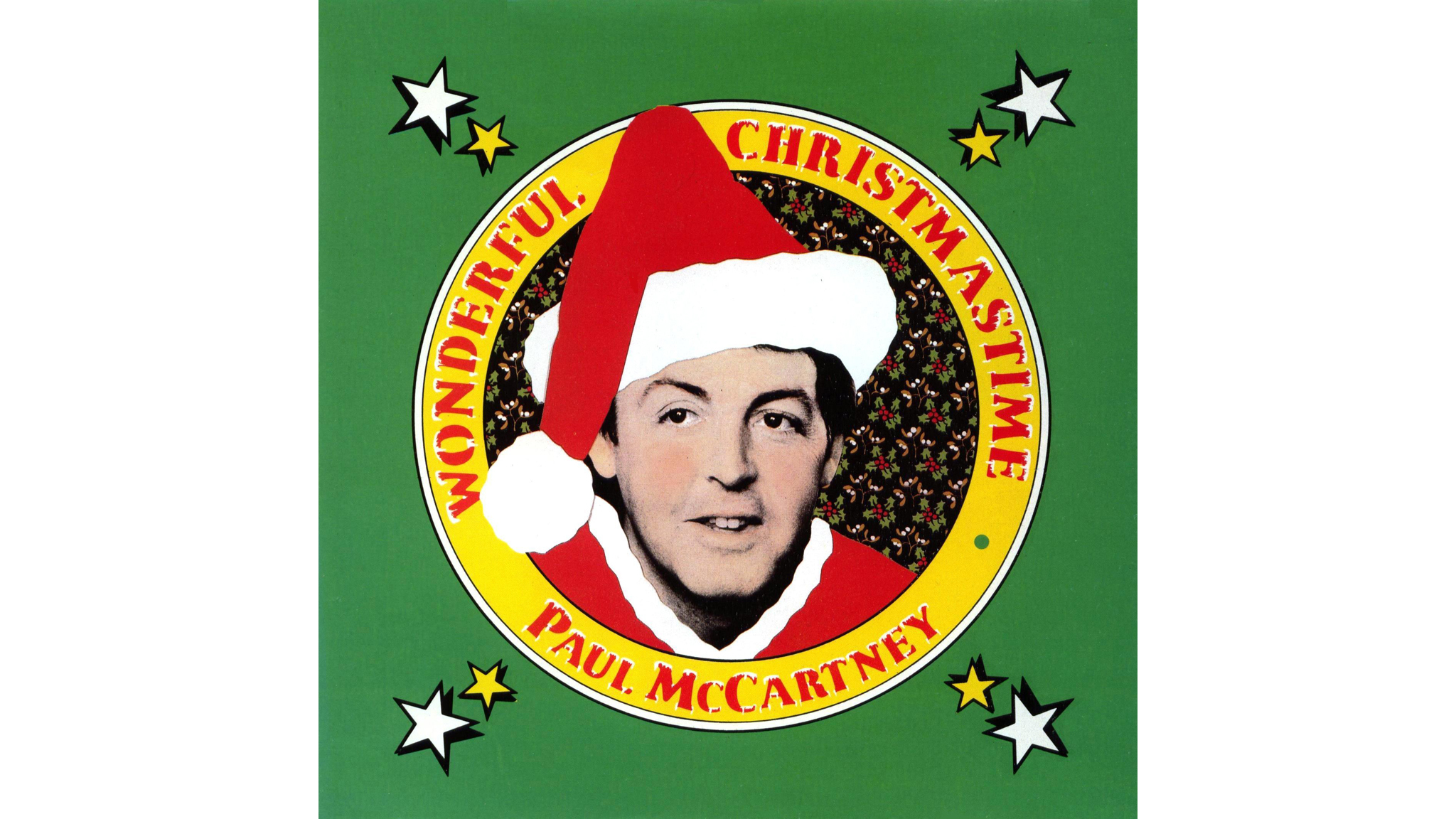paul mccartney wonderful christmas time cover art - Best Rb Christmas Songs