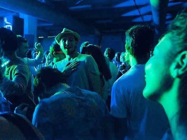 Macki Music Festival / Opening :  Moomin (live) + Bambounou + D.K. + Eliott Litrowski