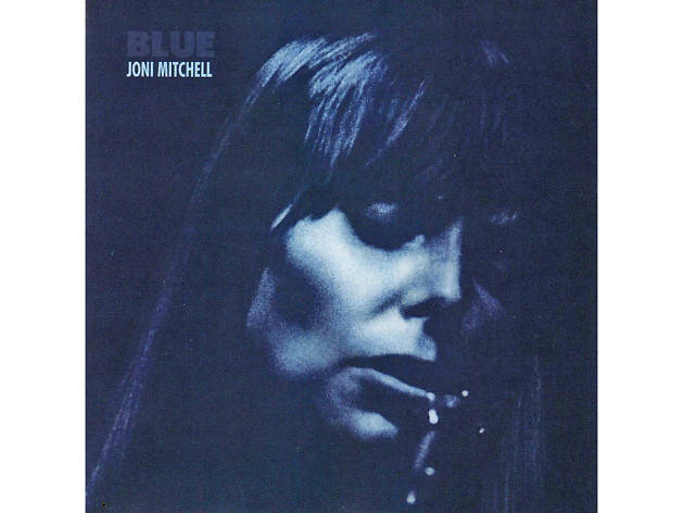 Joni Mitchell – 'River' cover artwork