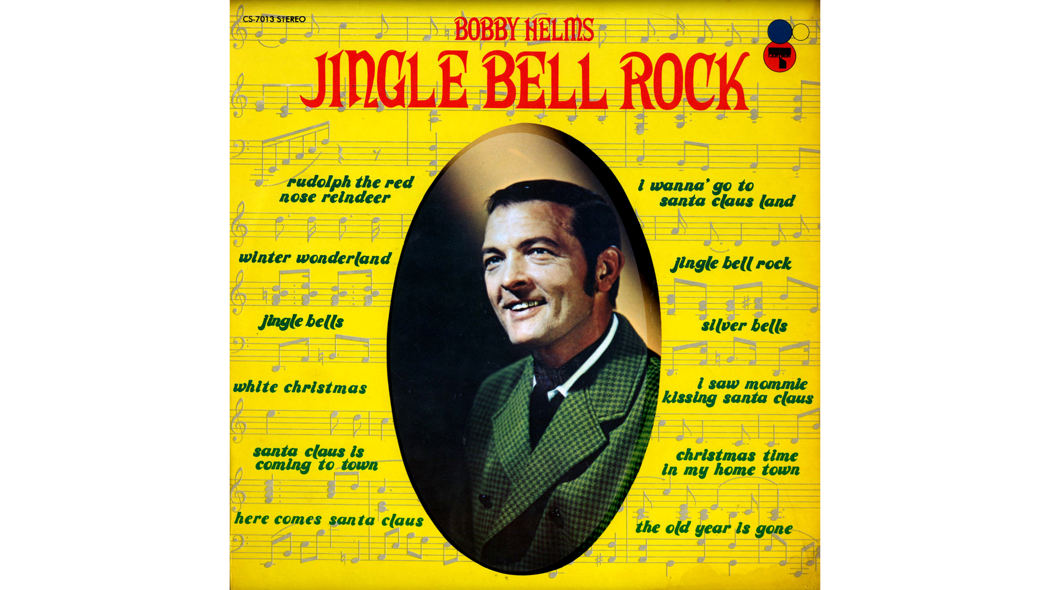 'Jingle Bell Rock' – Bobby Helms