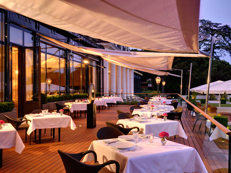 Lausanne's best restaurants