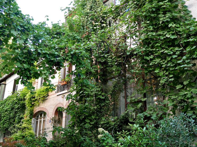 La Villa Santos-Dumont,15e