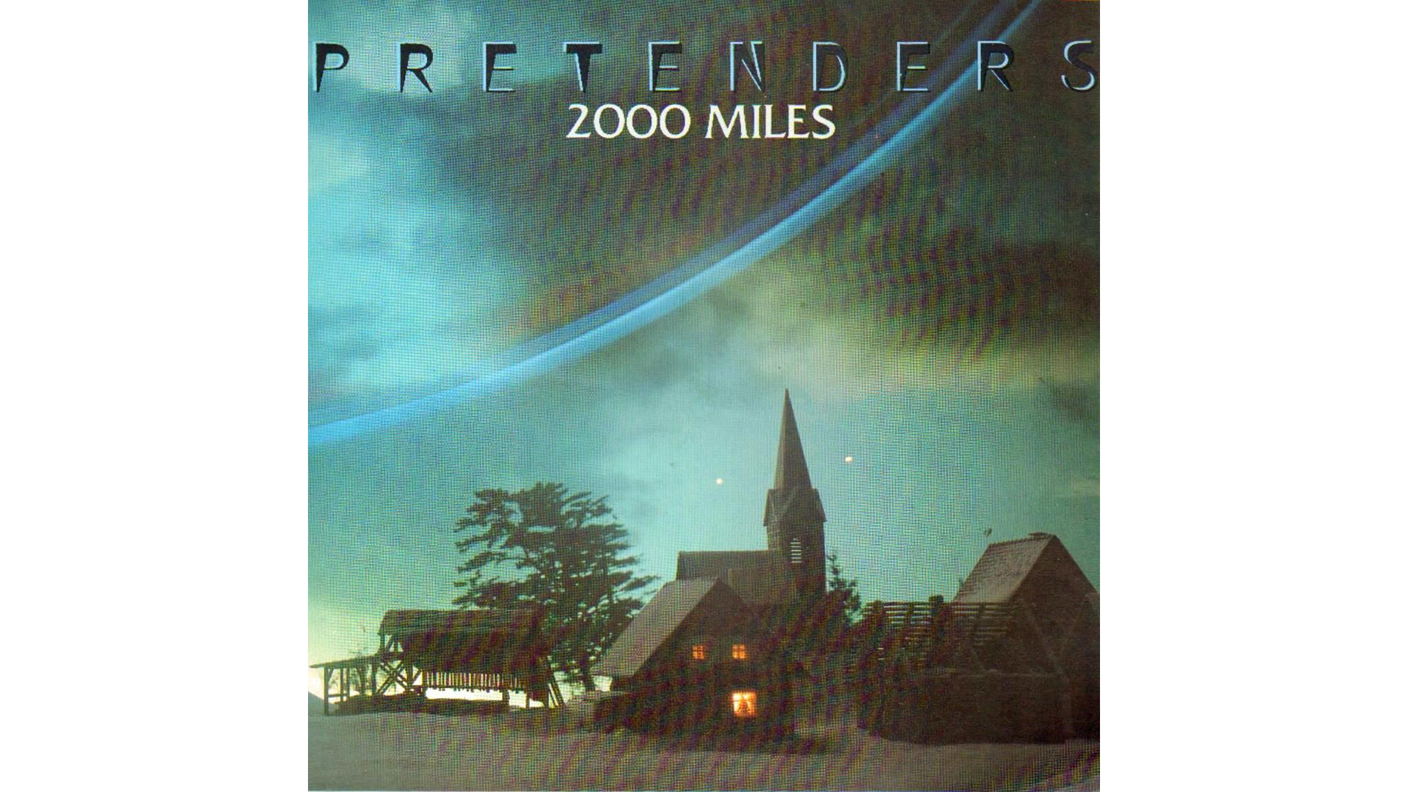 Pretenders –'2000 Miles' artwork