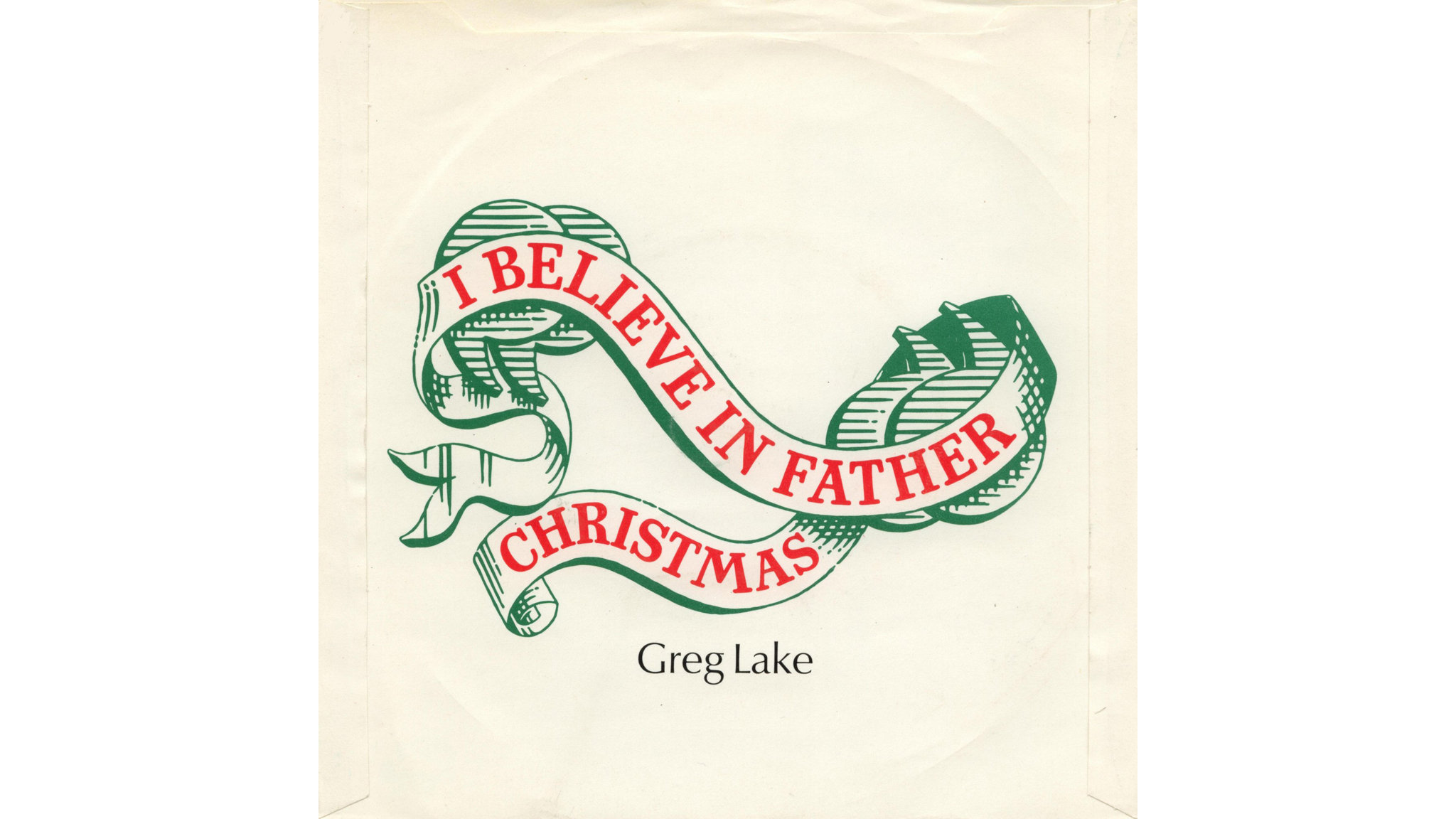 'I Believe in Father Christmas' – Greg Lake