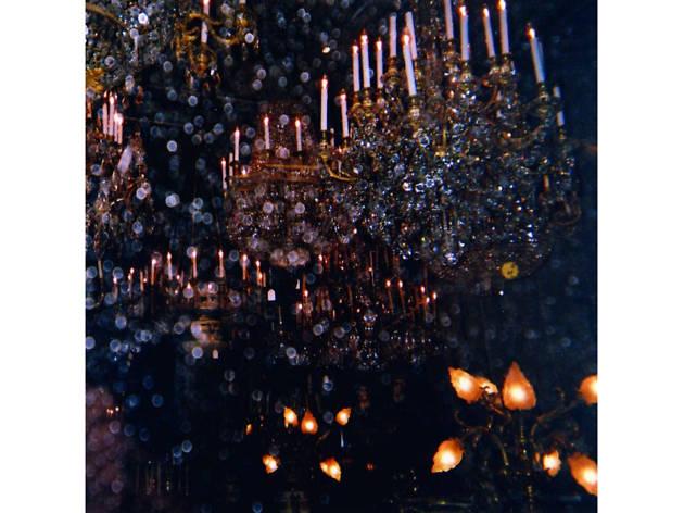 Mark Kozelek – 'Christmas Time is Here' artwork