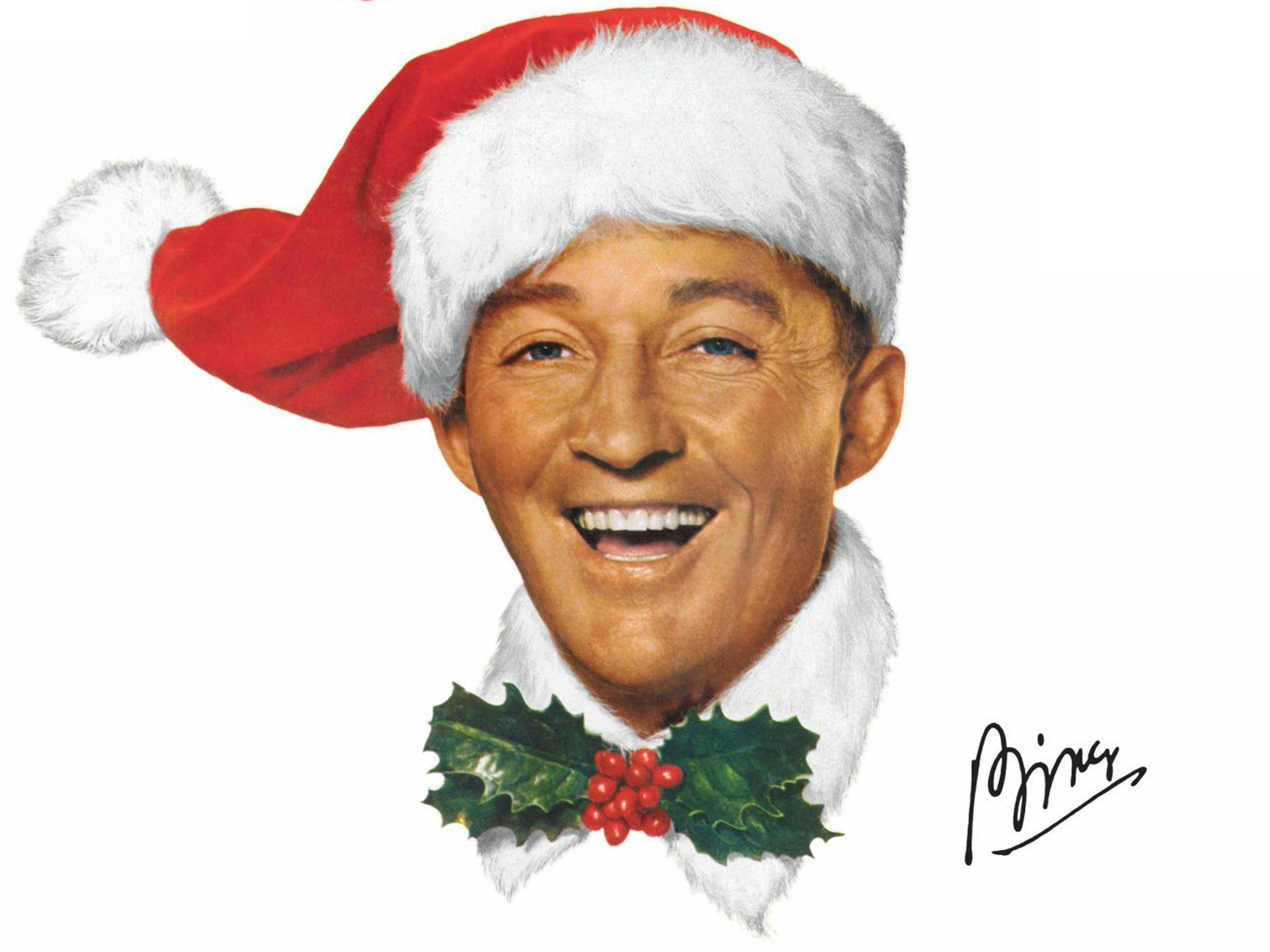 'White Christmas' – Bing Crosby