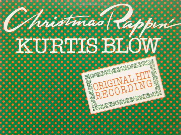 'Christmas Rappin'' – Kurtis Blow