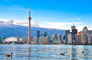 Toronto skyline (Photograph: Shutterstock)