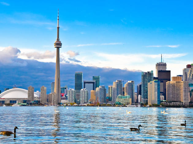 The top 12 attractions in Toronto