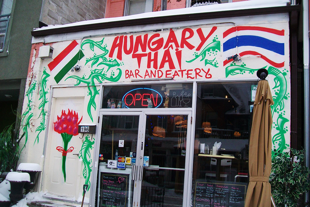 Hungary Thai Bar & Eatery