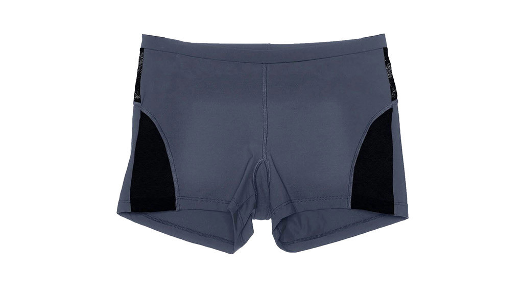 Cosabella Triathlon boxer,  $80, at cosabella.com
