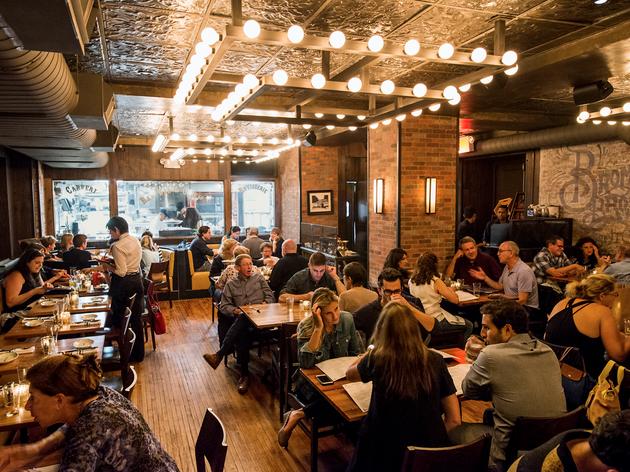 The Ribbon Restaurants In Upper West Side New York