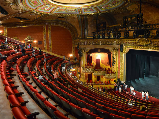 The Elgin & Winter Garden Theatres