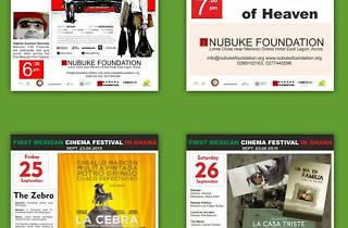 Mexican film festical, Nubuke, Accra, Ghana