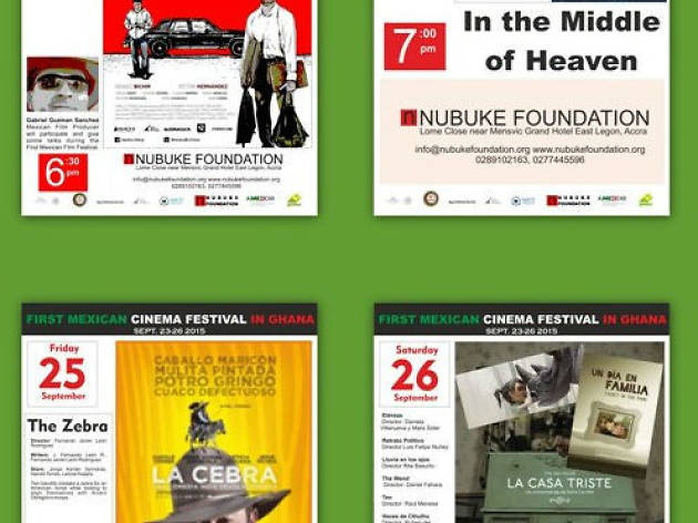 Sep 23- Sep 26 | Mexican Film Festival