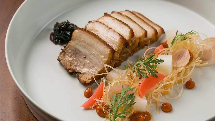 Modern Korean Kangnam Cuisine