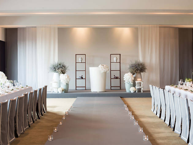 Contemporary Korean Wedding at the Grand Hyatt seoul