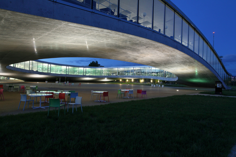 Rolex Learning Centre, Lausanne venue, Time Out Switzerland