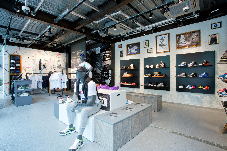 Sneaker shops