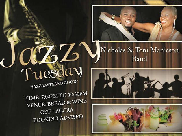 Jazzy Tuesdays at Bread & Wine