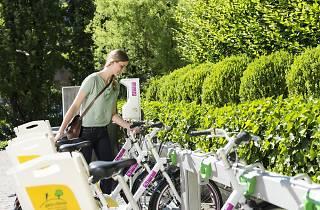 PubliBike, Lausanne bike hire, Time Out Switzerland