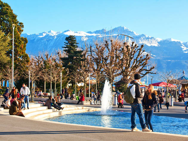 Ouchy, Lausanne, Time Out Switzerland