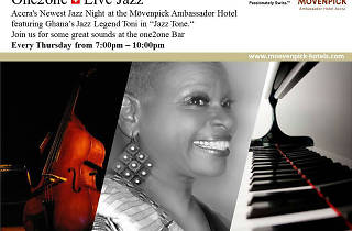 One2One Live Jazz at Movenpick hotel