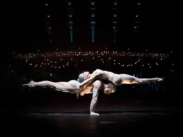 Cirque de soleil's Quidam