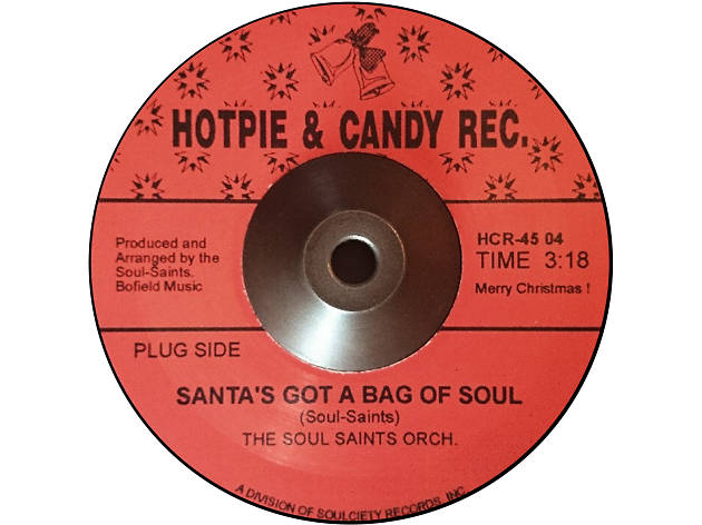 best Christmas songs – Santa's Got a Bag of Soul